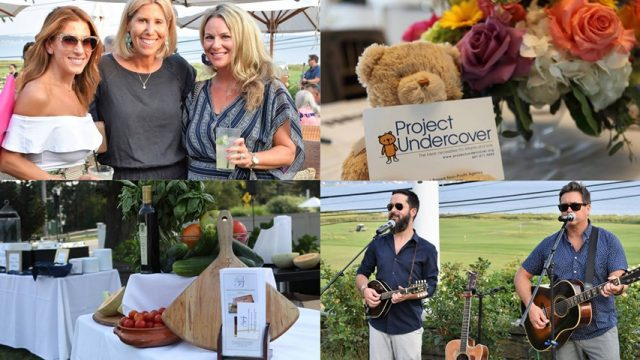 Get Your Tickets for Project Undercovers 2019 Taste of Summer Fundraiser